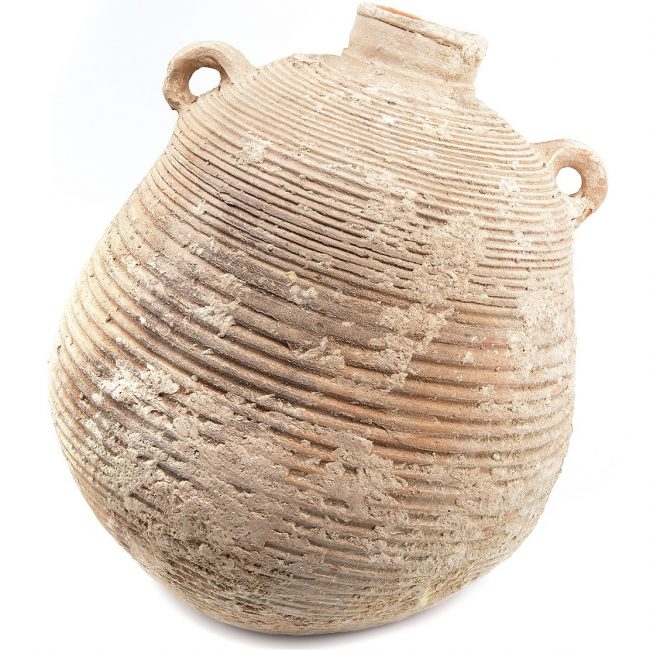 Roman Water Jar - First Century Pottery