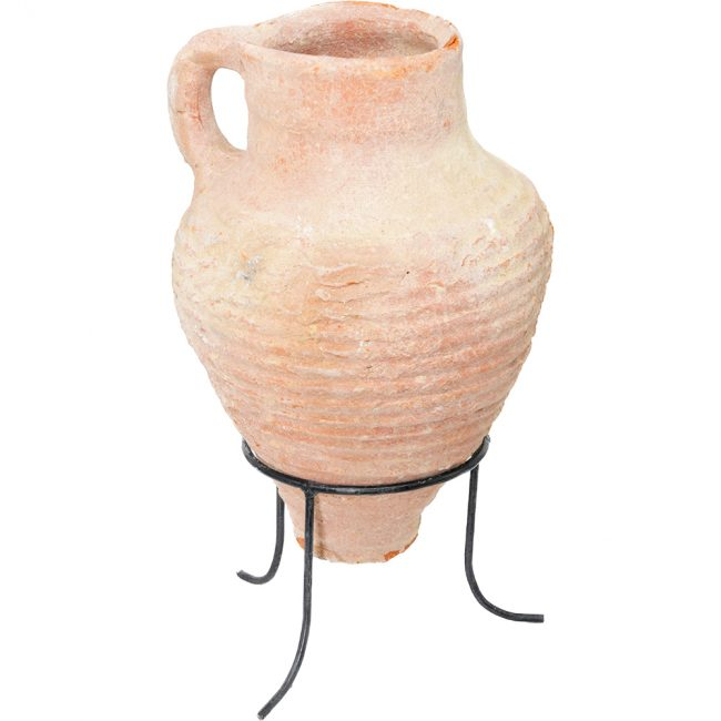 Pottery from the Time of Jesus