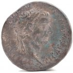 """VF Roman Render unto Caesar Coin """"Tribute Penny"""" - Coins of the Bible"""